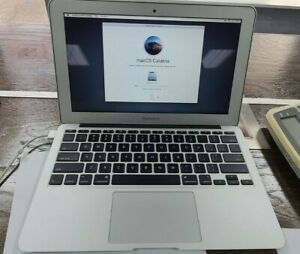 MacBook Air 11 Early 2015 1.6 GHz Intel Core i5 4GB 128GB SSD Good Condition