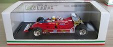 F1 1/43 FERRARI 312T5 J. SCHECKTER MONACO GP 1980 BRUMM R576-CH