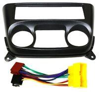 Cadre réducteur adaptateur + faisceau ISO câble autoradio pour Nissan Almera N16