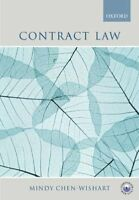 Contract Law By Mindy Chen-Wishart. 9780199268146
