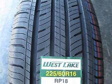 2 New 225/60R16 Westlake RP18 Tires 2256016 225 60 16 R16 60R 500AA