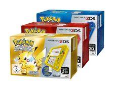 1 X Nintendo 2DS Schutzhüllen für Konsole  ! ☆ ☆