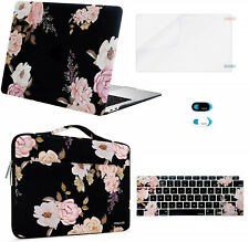 Plastic Hard Shell Case Pattern Sleeve Bag for Macbook Air 13 A1932 Laptop bag