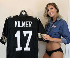 Billy KIlmer Signed Custom Jersey - New Orleans Saints 1st Starting Quarterback