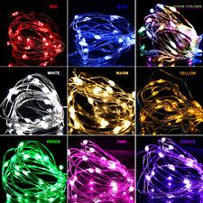 20 LED Flaschenlicht Lichterkette Beleuchtung Weinkorken Weihnachten Party Deko
