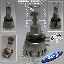LAMPADA H15 3LED CREE SAMSUNG 4000LM DRL+ABB Mod. 1 CANBUS Mercedes Ford