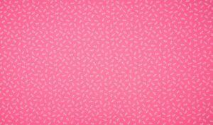 Baumwolle Jersey Stoff, Quality Textiles, Laub, Coral, 150 cm