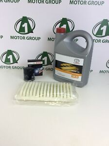 TOYOTA AVENSIS 1.6 1.8 COMPLETE SERVICE KIT OIL SPARK PLUGS OIL&AIR FILTER 03-08