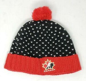 Team Canada Hockey Team Nike Branded Toque Beanie Winter Hat