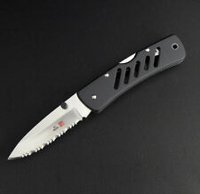 Al Mar Police knife serrated  Limited  Free EMS Shipping