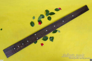 Electric Guitar Bass rosewood Fretboard 22 fret Bass guitar Luthier 34 inch#101