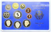 BRD Bundesrepublik - DM KMS Kursmünzensatz 1994 A - Berlin - Spiegelglanz PP