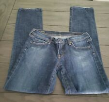 Citizens Of Humanity Ava #142 Stretch Low Waist Straight Leg Denim Jeans Size 29
