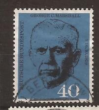 1960 general George Marshall Usado, Michel 344.