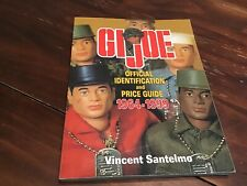 GI Joe Official Identification And Price Guide 1964 To 1999 By Vincent Santelmo