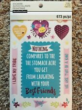 Friends Sticker Book By Recollections™ 673 NEW