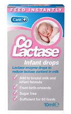 Care Co-lattasi NEONATO GOCCE, lattasi Gocce Senza Zucchero - 10 ML