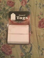 "Monarch Refill Tags For Tag Attacher Kit - 1.13"" X 1.75"" - 1000/pack - Paper -"