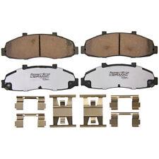 Disc Brake Pad-Brake Pads Perfect Stop PC679