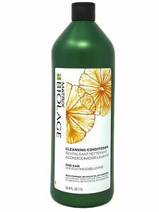 Matrix Biolage Cleansing Conditioner Fine Hair 33.8 oz