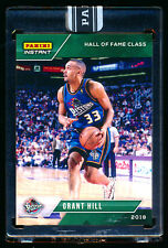 2017-18 PANINI INSTANT GRANT HILL GREEN PARALLEL HALL OF FAME CLASS RARE SP 2/10