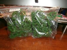 2-  BAG OF 10 N-SCALE TREES-  B-90  ( H=9 CM )