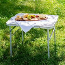 Table pliante de camping jardin BBQ barbecue pique-nique portable en aluminium