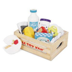 Le Toy Van - Cheese & Dairy Crate