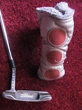 Scotty Cameron Newport Mid Slant Putter Titleist & Studio Head Cover Golf RH Pro