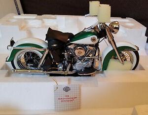 Franklin Mint 1958 Harley Davidson Duo Glide BRAND-NEW