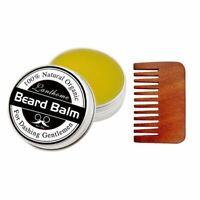 30 Gr Beaume à barbe top produit + PEIGNE homme TOP VENTE HUILE BAUME