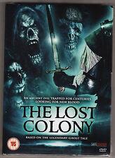 THE LOST COLONY - ADRIAN PAUL, FRIDA FARRELL, RHETT GILES - NEW & SEALED R2 DVD