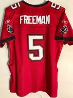e773098ca Reebok Women s Premier NFL Jersey Tampa Bay Buccaneers Josh Freeman Red sz M