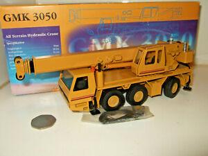 Conrad 2092 GMK 3050 All Terrain Hydraulic Crane for Grove in 1:50 Scale