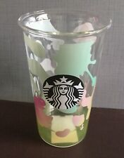 Starbucks Pastel Elephant Glass Songkran Festival Gradient Double Wall -No Card