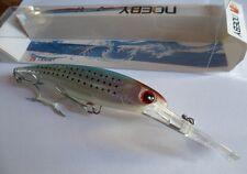 Noeby leurre traine Minnow 14cm 44g nage 0 à 7m couleur Mulet