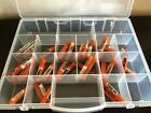 Large Lot (100+) of New Micro 100 Carbide Tools