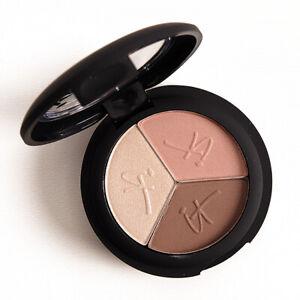 "IT Cosmetics Anti-Aging Shadow Trio Luxe ""Pretty in Spring""  & Shadow Brush NIB!"