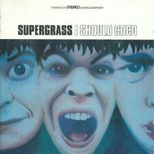 SUPERGRASS - I SHOULD COCO 1995 UK CD