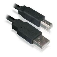 Câbles, hubs et adaptateurs USB avec un connecteur USB type B mâle USB 2.0