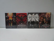 Marvel Agents of S.H.I.E.L.D Shield Seasons 1-4 DVD 1 2 3 4 New