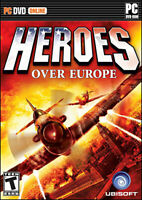 Heroes Over Europe (Bilingual Cover) New PC