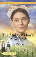 The Amish Widows New Love (Love Inspired (Large Print))