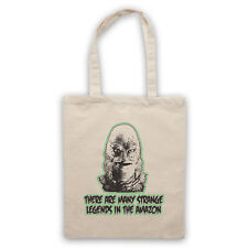 BLACK LAGOON THE CREATURE FROM UNOFFICIAL HORROR FILM TOTE BAG LIFE SHOPPER