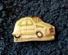 La 2 CV Citroën Beroepen Fève pub perso du MH 1999