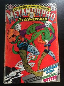 Metamorpho #13 VG- (3.5)