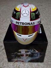 2015 Lewis Hamilton Replica Helmet 1:2 Mercedes AMG F1 Custom Visor