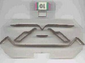 Knit Smart Keyplate 10/15 Bond USM Ultimate Sweater Knitting Machine Incredible