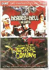 HEAVEN AND HELL ON EARTH & THE SECOND COMING DVD