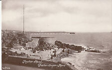 CJ48. Vintage Postcard. Anchor Head. Weston-Super-Mare. Somerset.